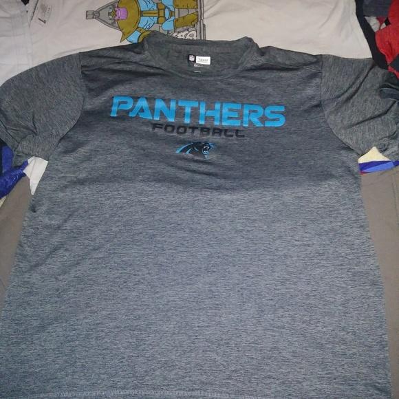 online store 2fa38 54ecc NFL Shirts | Carolina Panthers Team Apparel Large | Poshmark